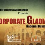 Corporate Gladiators 2016 (National Business Competition)