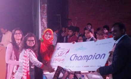 She Dialogue Champion UIU Debate Club