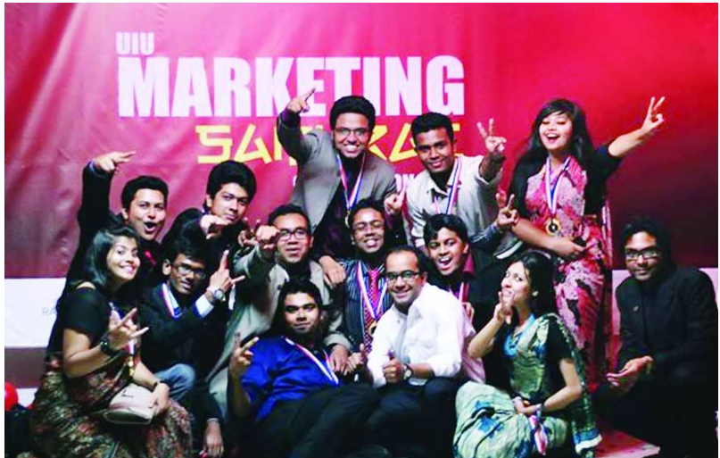 UIU Business Club in Media
