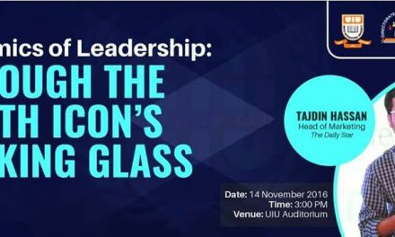 DYNAMICS OF LEADERSHIP: THROUGH THE YOUTH ICON'S LOOKING GLASS