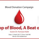 Voluntary Blood Donation Campaign & Seminar