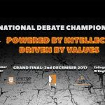 10th UIU National Debate Championship 2017